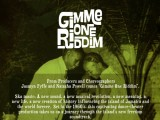 Post with title Gimme One Riddim with man and woman dancing