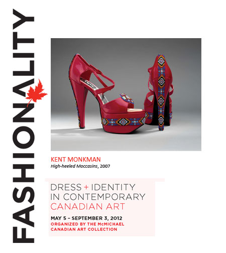 Fashionality Exhibit at the McMichael