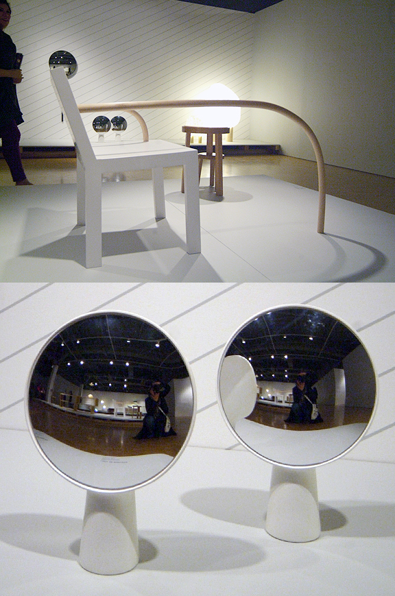 French Design exhibit Nouvelle Vague at Harbourfront Centre Toronto