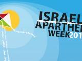 raeli Apartheid Week 2014 Poster